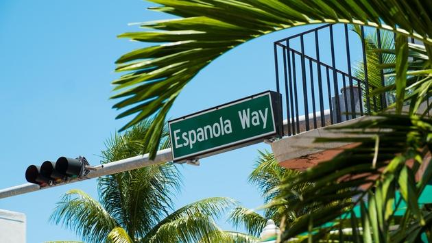 South Beach's Española Way Brings New Life to Miami Beach