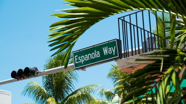 South Beach's Española Way Brings New Life to Miami Beach