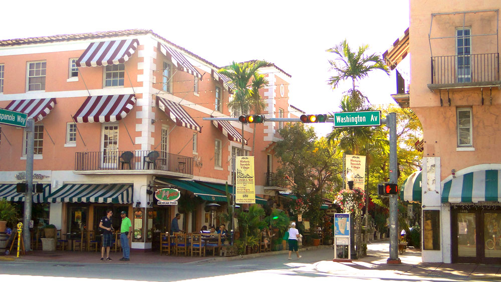 Cuban Dining on Espanola Way Miami