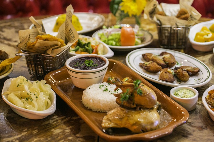 Authentic Cuban Restaurant near Miami Spice